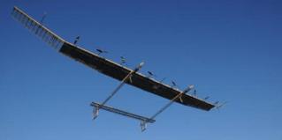 俄罗斯首架太阳能无人机年底前将试飞