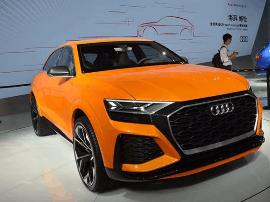 2017上海车展:等广州车展这些概念车一量产 又要排队加价疯抢