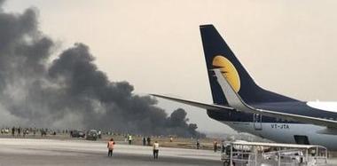 孟加拉航空载71人客机在尼泊尔坠毁