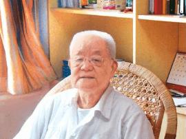 首届国家最高科技奖得主吴文俊逝世终年98岁