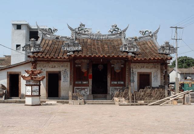 漳州芗城区院内村,这里曾经梵音袅袅
