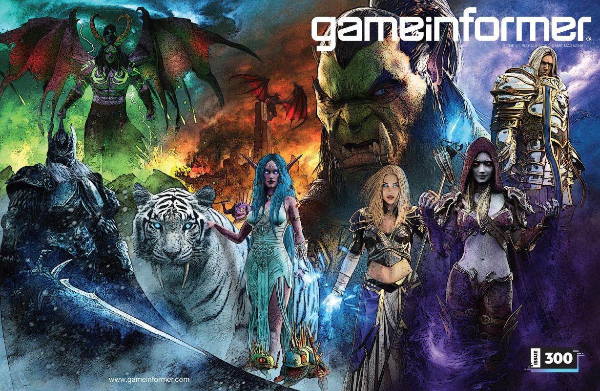 外媒评史上300佳游戏:魔兽第五 暗黑全系列上榜