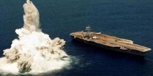 舰船冲击性测试,昂贵的一炸
