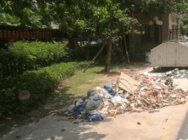 装修房子被收2次垃圾清运费 物价部门:无统一标准