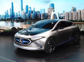 2017上海车展:奔驰 大众 捷豹等品牌在广州都推出了哪些车?
