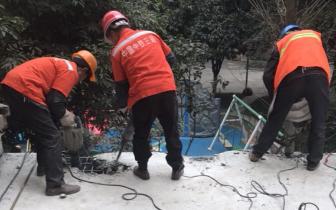 两江新区全面整治违法建筑 市民遇违建可电话举报