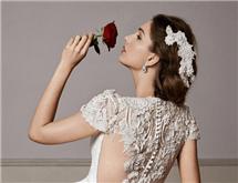 8种常见婚纱礼服领型