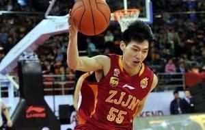 篮球版张玉宁不做温州富二代 蜕变成国内第1后卫