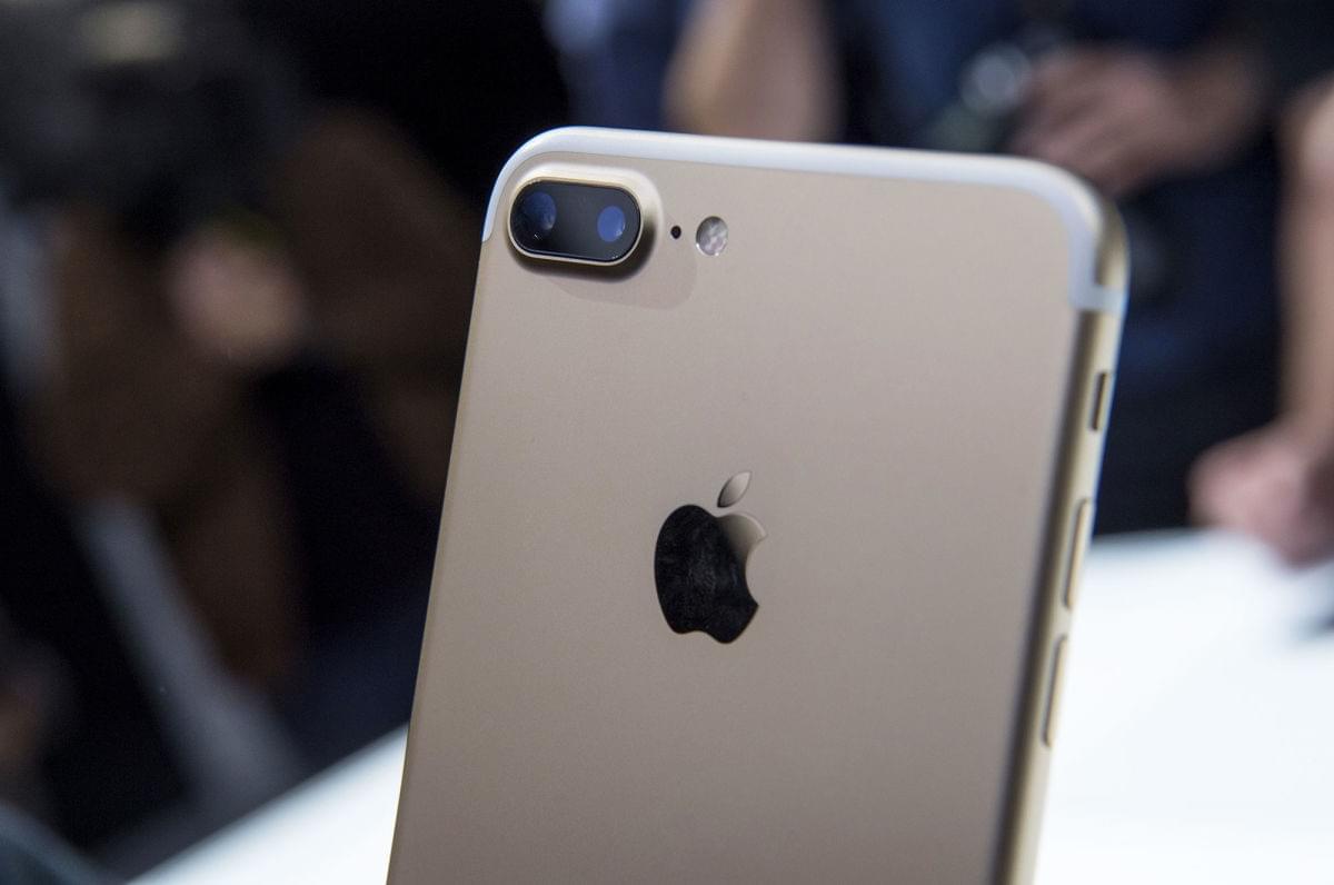 苹果就这样用iPhone 7永远改变了相机业的照片