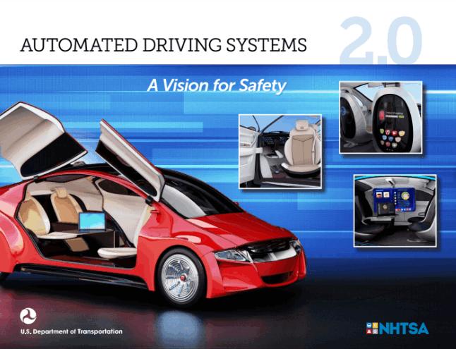 美交通部公布自动驾驶指南2.0 简化审批测试流程