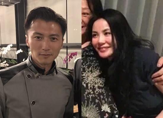 谢霆锋泄露了对王菲的爱称 还承认1周内有接过吻