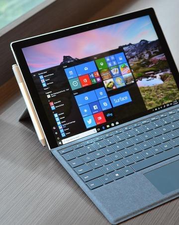 微软发布新Surface Pro 产品策略像苹果
