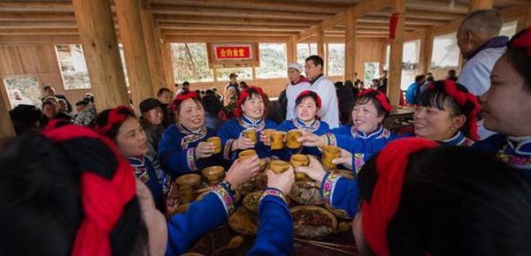 探访贵州天柱合约食堂:村民随礼百元封顶