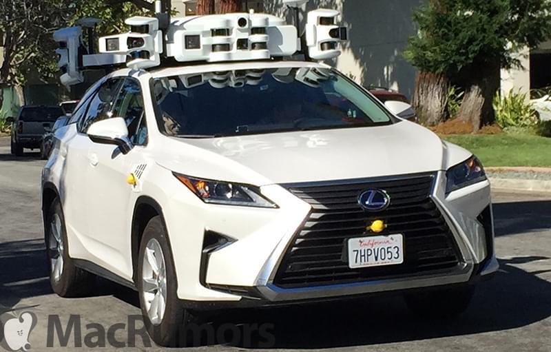 无人驾驶汽车公司Zoox挖走苹果17名汽车工程师