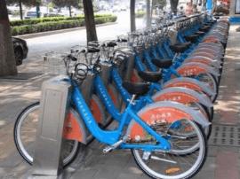 运城公共自行车首届骑行评选活动拉开帷幕