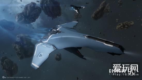 《EVE OL》发现计划登陆游戏 帮助定位系外行星