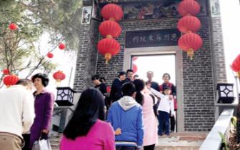 惠州春节假期旅游收入逾18亿元 比增12.14%