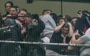 拜仁球迷与警察发生冲突