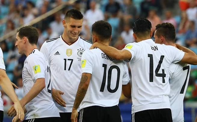联合会杯:德国3-1喀麦隆夺小组头名