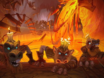 炉石传说新扩展包背景故事 老狐狸的传说(二)