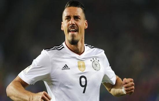 拜仁锋霸宣布退出德国国家队:落选世界杯很失望