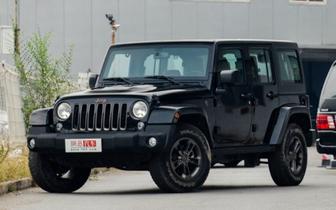 越野时尚 Jeep牧马人优惠2.04万
