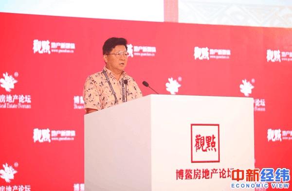 原房改组组长孟晓苏:房改18年 拉动GDP总量增长近9倍