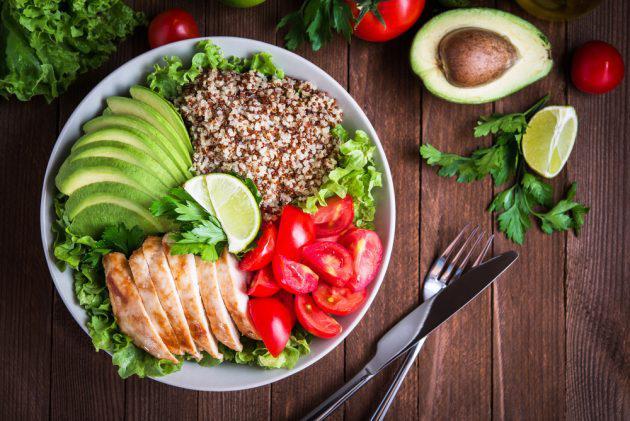跑者养伤调整饮食 减少热量提升食物质量