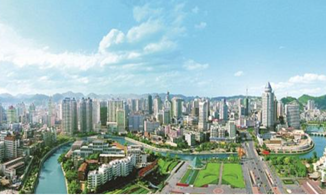 贵州首个千亿级园区