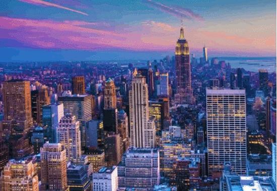 联鸿美国投资移民项目 纽约大学万豪酒店发布会