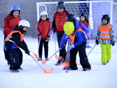 世界雪日暨石家庄第二届儿童滑雪节报名启动