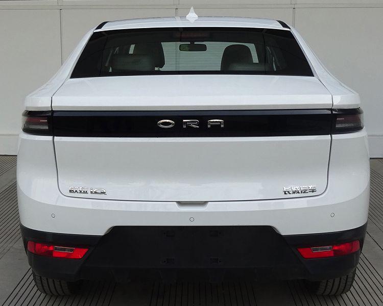 定位紧凑级跨界SUV 长城欧拉iQ申报信息