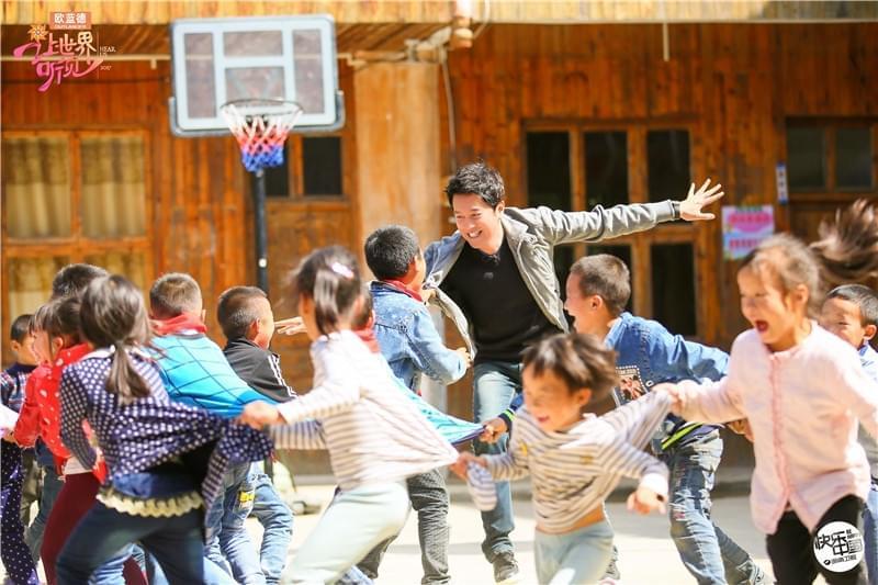 湖南卫视首次触摸公益音乐节目 用支教书写新范本