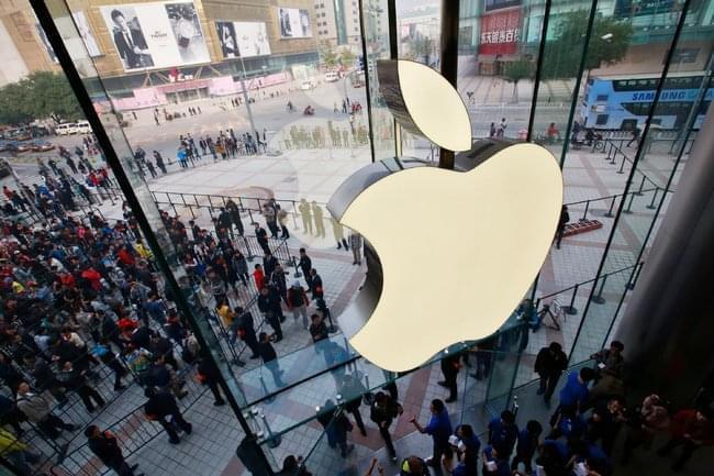 中国应用商店删了100万个应用,开发者怒告苹果