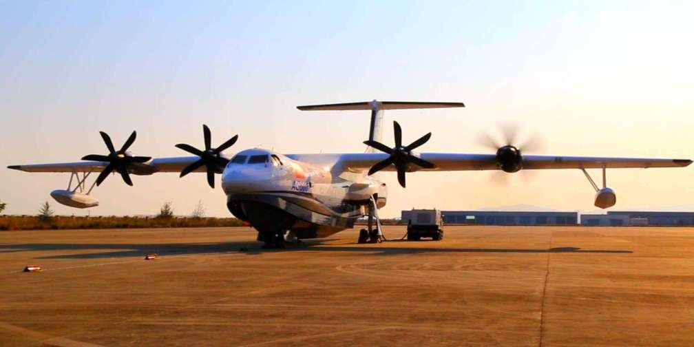 """AG600大飞机:""""鲲龙""""扶摇而上"""