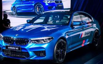 越深藏越锋芒 全新BMW M5重庆宝渝上市