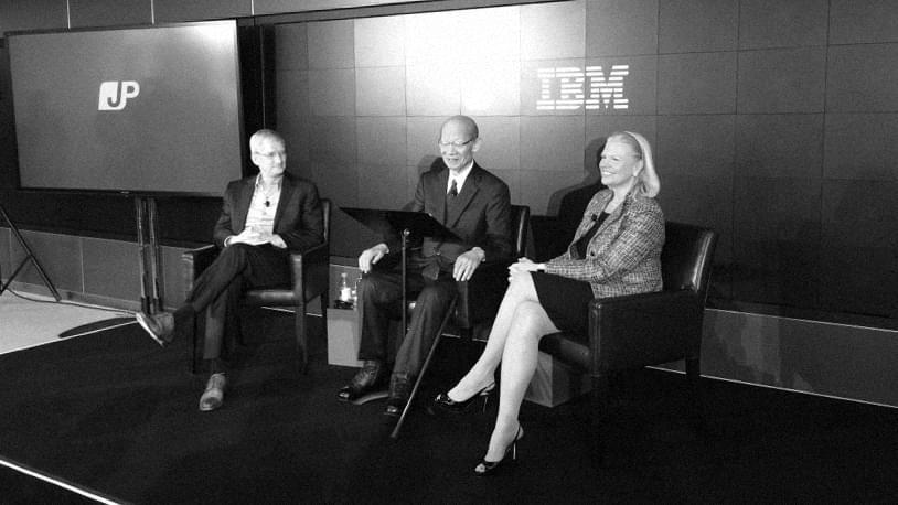 探秘苹果和IBM的共赢合作 苹果在下一盘大棋?的照片 - 6