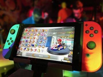 NS七月份美国地区销量超越PS4与Xbox One
