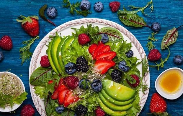 健康节食8法:少吃多餐 每天1斤果蔬