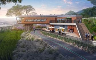 千家山生态公园已进入建设扫尾阶段 下月初开园