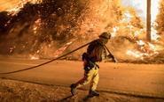 加州山火持续 位列州史第3