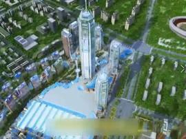 华鸿集团与伟大的新时代中国同行 引领哈尔滨CBD崛起