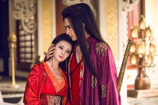 《轩辕剑之汉之云》热播 王瑞子为爱脱胎换骨