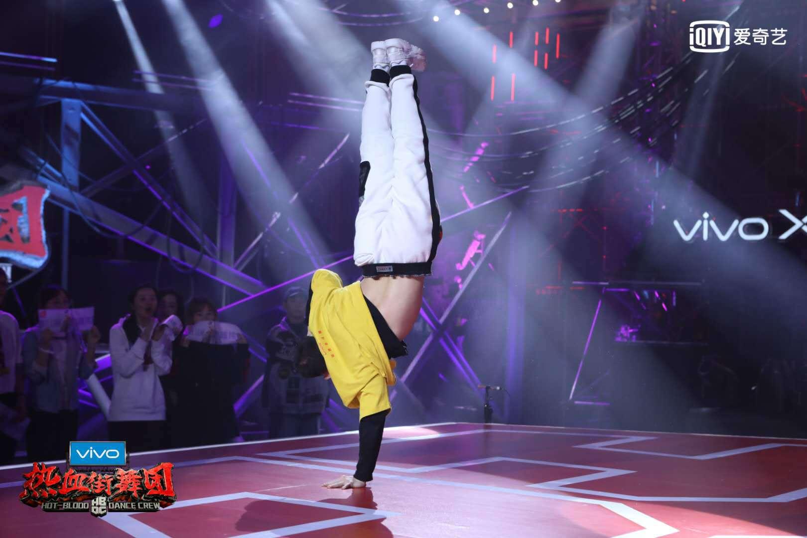 《热血街舞团》淘汰选手重返热血舞台