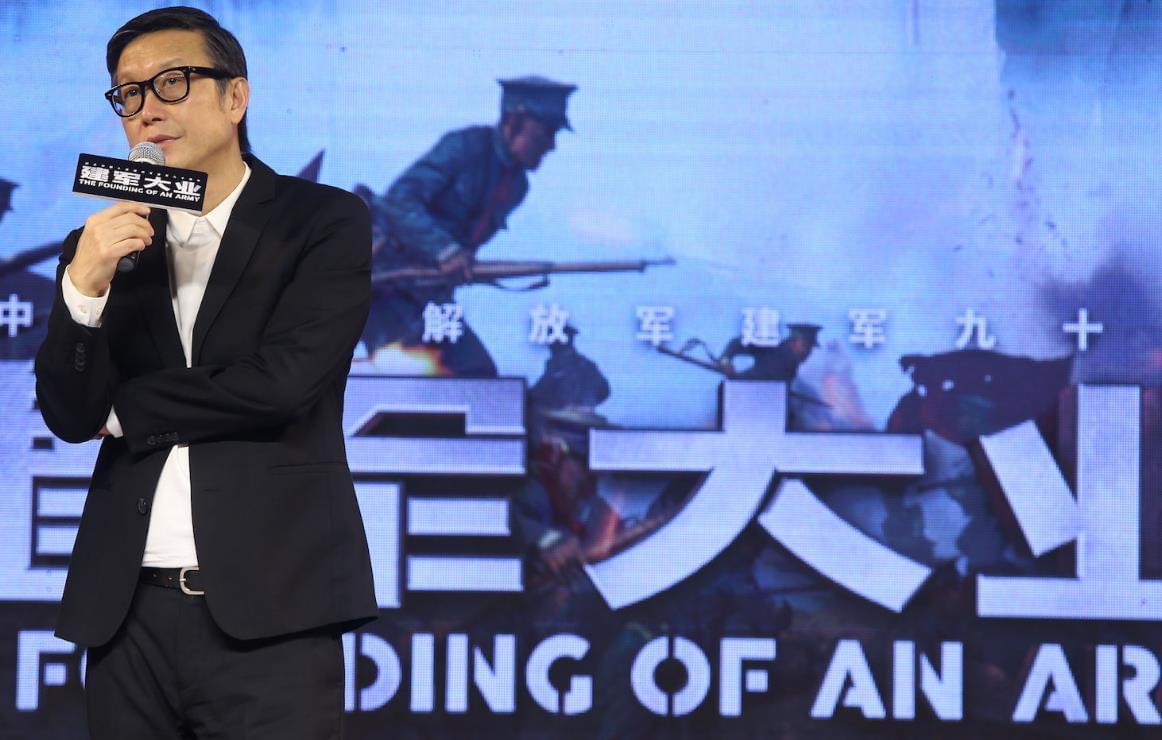 《建军大业》发布会追忆半年重造南昌城