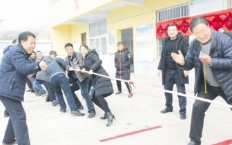 三门峡市高庙乡:多彩文化活动迎新春