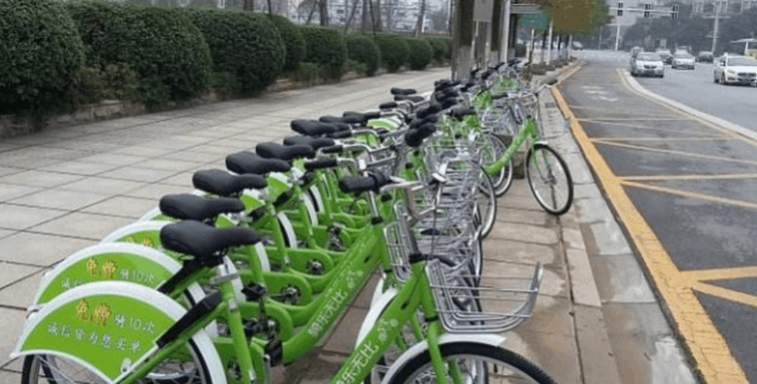 酷骑单车郑州公司人去楼空 客服热线已关机