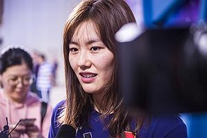 刘湘素颜出镜颜值爆表