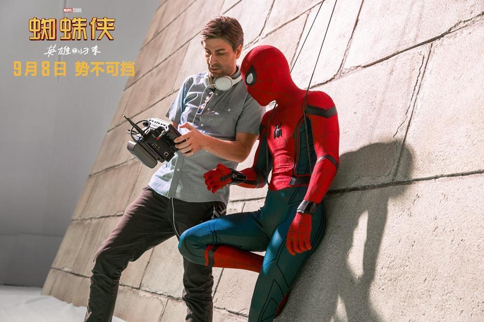 《蜘蛛侠:英雄归来》终极预告海报强势双发
