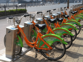"""共享单车用户频频求助""""公共自行车""""管理员"""